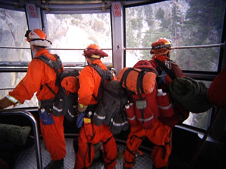 Mountain Fire Personnel, Alex Tyson