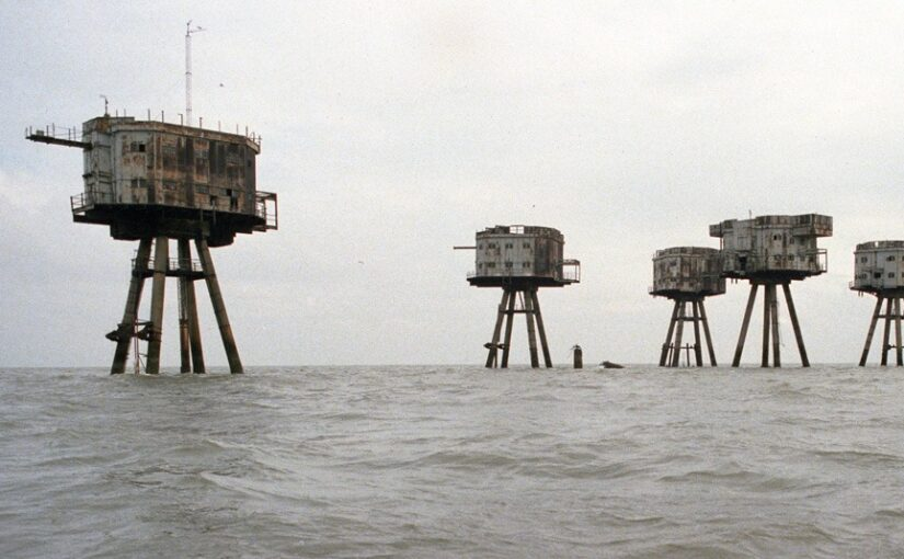 William Raban, Thames Film (1986)