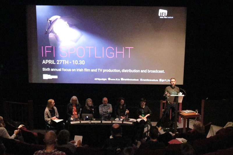 IFI Spotlight - Out of Site: Artists' Moving Image and The Cinema Space