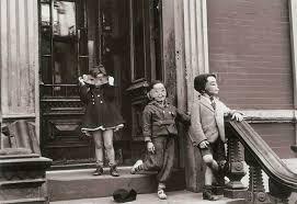 In The Street (1948) Helen Levitt, Janice Loeb + James Agee
