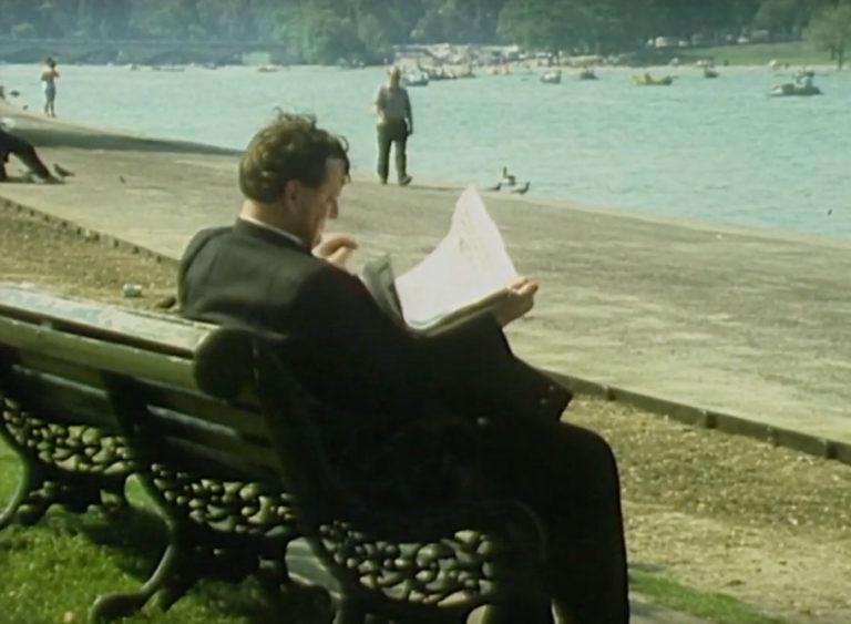 Vivienne Dick, Two Pigeons, 1990