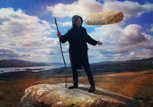 Michelle Doyle, Eva Richardson-McCrea & Coilin O'Connell with Jenn Moore, Yoga For The Eyes, 2018, 24:12, Ireland