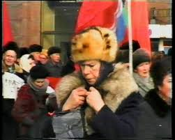 Olga Chernysheva, Marmot, 1999