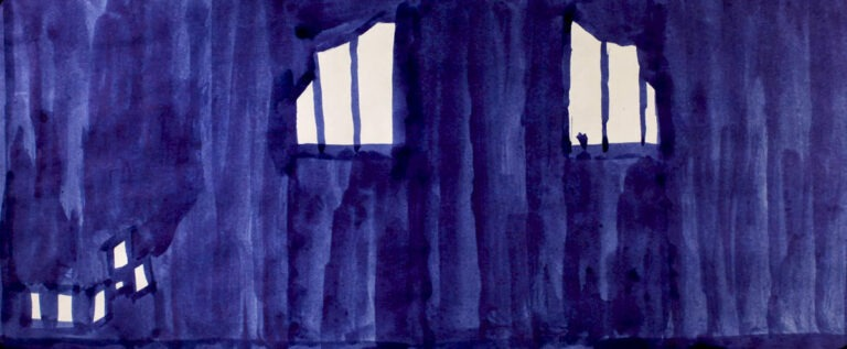 aemi online Hand-drawn animation Goodnight by Orla McHardy, with an introductory text by US poet and novelist Fanny Howe Until 9th February