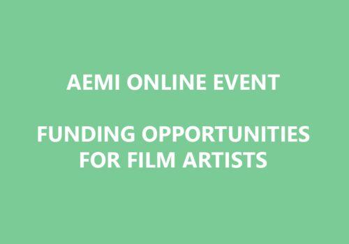 Film Funding Workshop